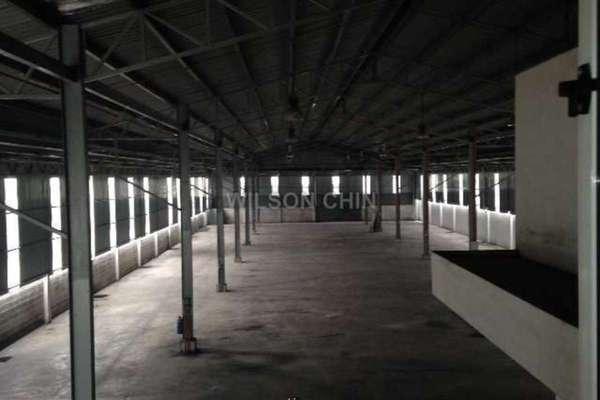 For Sale Factory at Balakong Jaya Industrial Park, Balakong Freehold Semi Furnished 0R/1B 17m