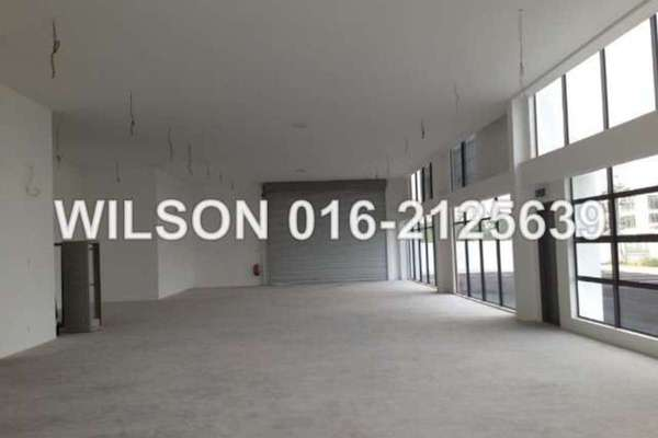 For Sale Factory at Cubic Space, Kota Damansara Leasehold Unfurnished 0R/1B 8m