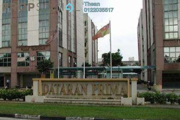 For Sale Office at Dataran Prima, Kelana Jaya Freehold Semi Furnished 0R/0B 2.5m
