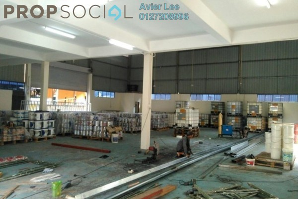For Rent Factory at Taman Klang Utama, Klang Freehold Unfurnished 0R/0B 7.5k