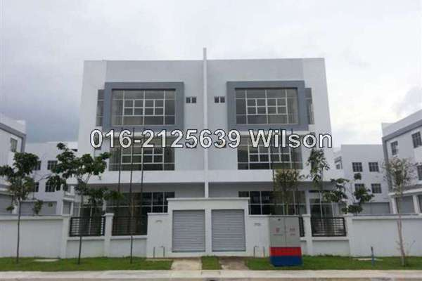 For Sale Factory at i-Parc2, Shah Alam Freehold Unfurnished 0R/1B 5.58m