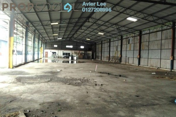 For Rent Factory at Kapar Industrial Park, Kapar Freehold Unfurnished 0R/0B 8k