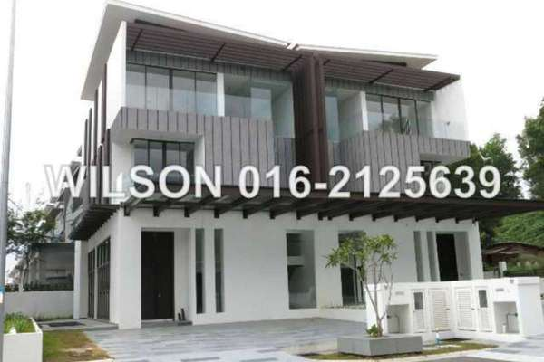 For Sale Semi-Detached at Perdana Lakeview East, Cyberjaya Freehold Unfurnished 5R/5B 2.87m