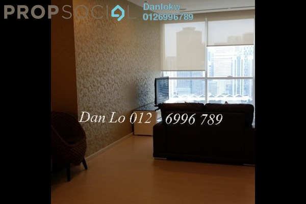 For Rent Condominium at Binjai 8, KLCC Freehold Fully Furnished 2R/2B 4k