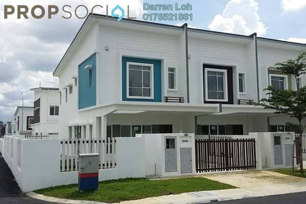 For Sale Terrace at Setia EcoHill, Semenyih Freehold Unfurnished 4R/3B 530k