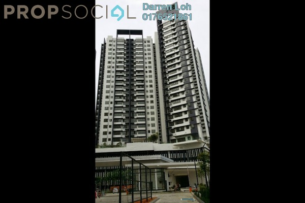 For Sale Condominium at Residence 8, Old Klang Road Freehold Semi Furnished 3R/4B 655k