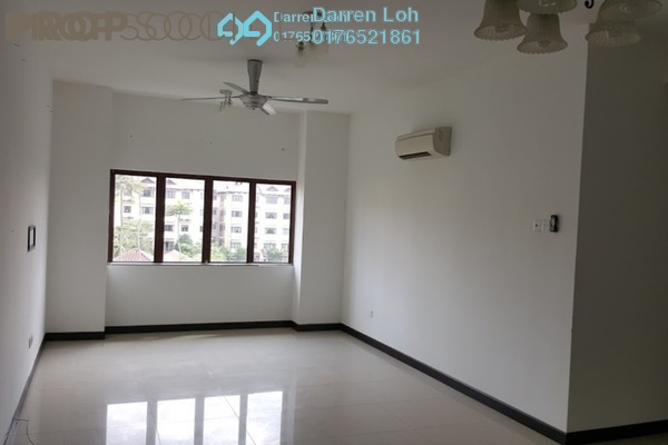 For Rent Condominium at Desa Idaman Residences, Puchong Freehold Semi Furnished 3R/2B 1.2k