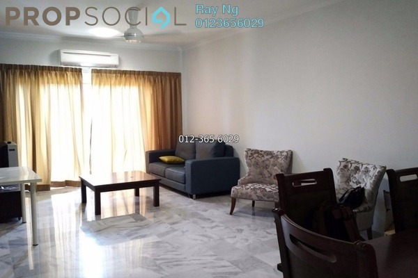 For Rent Condominium at Palmville, Bandar Sunway Leasehold Fully Furnished 3R/2B 3.1k