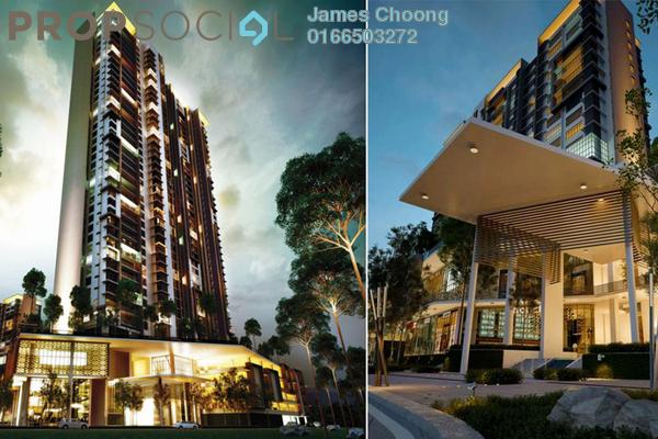 For Sale Condominium at Tropicana Avenue, Tropicana Leasehold Semi Furnished 3R/3B 1.45m