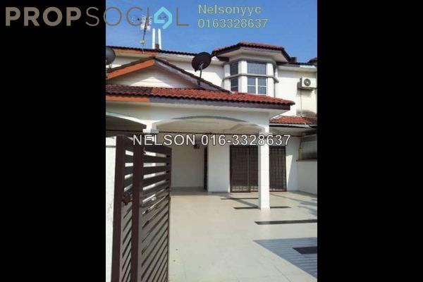 For Sale Terrace at Bandar Bukit Tinggi 1, Klang Freehold Unfurnished 4R/3B 550k