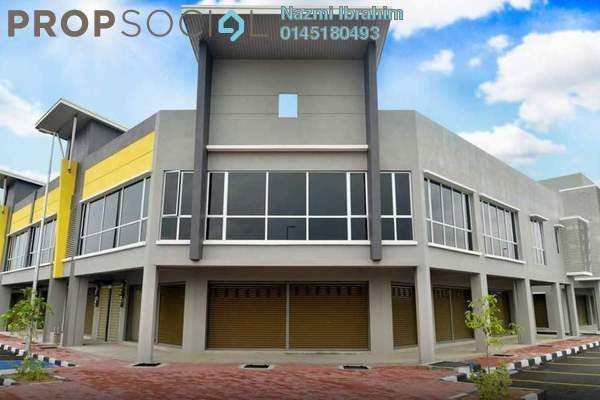 For Sale Shop at Taman Banting Baru, Banting Freehold Unfurnished 0R/2B 758k