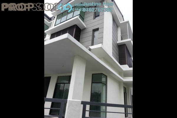 For Sale Terrace at Taman Putra Impiana, Puchong Leasehold Unfurnished 5R/4B 1.27m