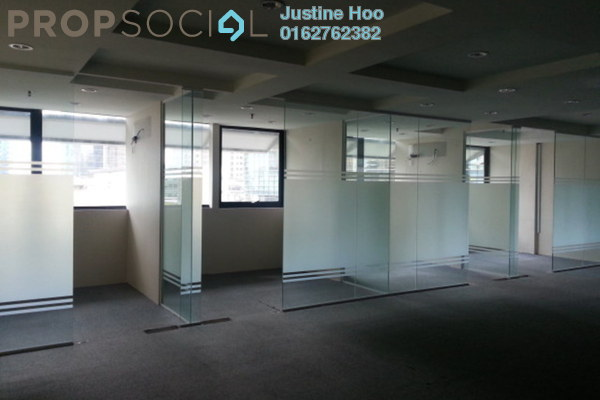For Rent Office at Northpoint, Mid Valley City Leasehold Semi Furnished 0R/0B 8k
