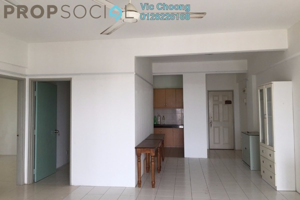 For Rent Condominium at Sri Ampang, Ampang Leasehold Semi Furnished 4R/2B 1.5k