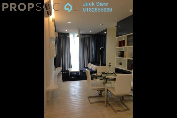 For Rent Serviced Residence at CyberSquare, Cyberjaya Freehold Semi Furnished 1R/1B 1.2k