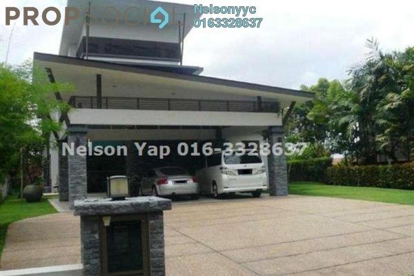 For Rent Bungalow at Bluwater Estate, Seri Kembangan Leasehold Semi Furnished 5R/6B 18k