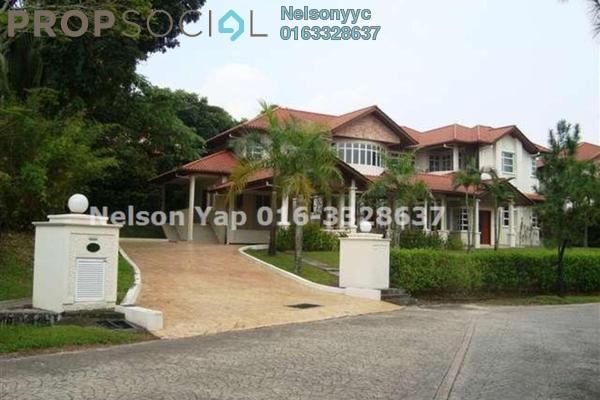 For Rent Bungalow at Bluwater Estate, Seri Kembangan Leasehold Semi Furnished 5R/6B 12.5k