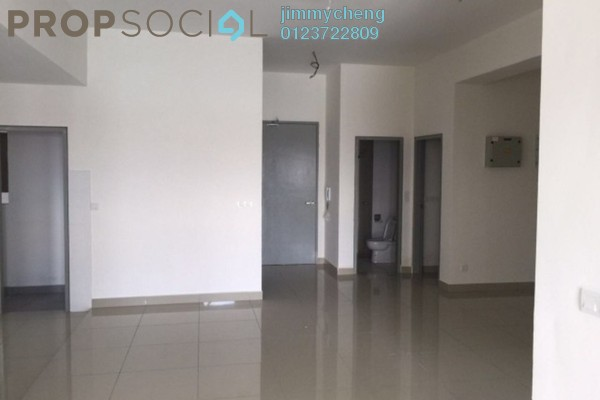 For Sale Serviced Residence at The Wharf, Puchong Leasehold Unfurnished 3R/2B 520k