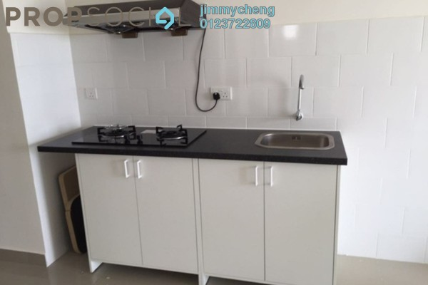 For Rent Serviced Residence at The Wharf, Puchong Leasehold Fully Furnished 2R/1B 1.4k