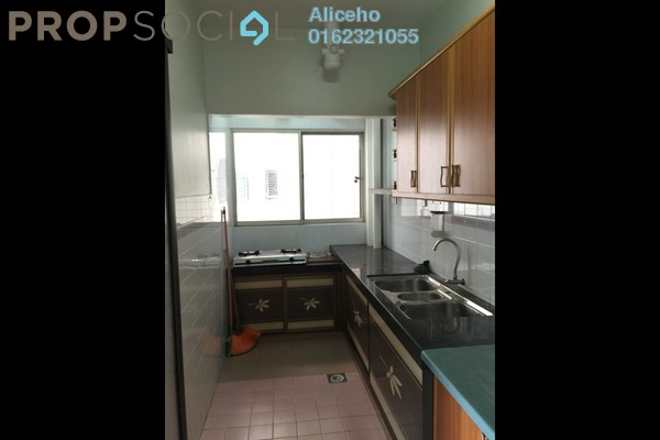 For Sale Apartment at Akasia Apartment, Pusat Bandar Puchong Freehold Semi Furnished 3R/2B 370k
