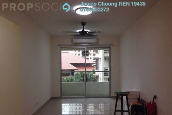 For Rent Condominium at Casa Tropicana, Tropicana Leasehold Semi Furnished 2R/2B 2k
