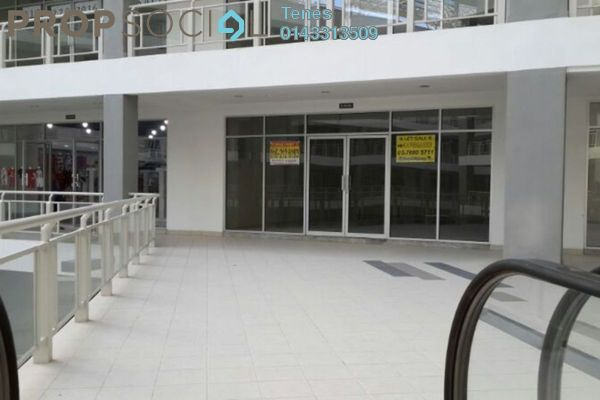 For Rent Office at StarParc Point, Setapak Freehold Unfurnished 0R/1B 2.5k