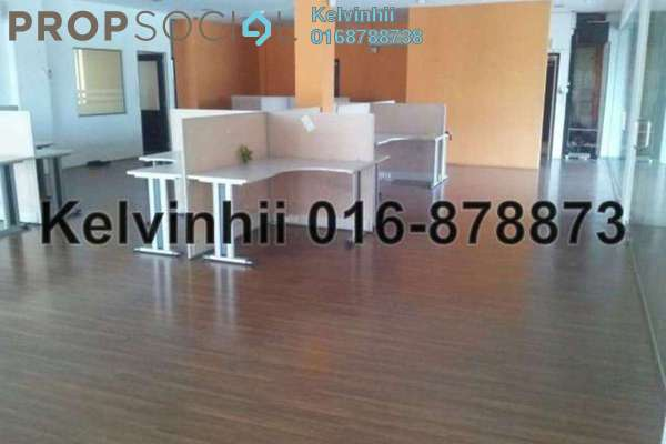 For Sale Office at Ritze Perdana 1, Damansara Perdana Leasehold Semi Furnished 0R/0B 1.1m