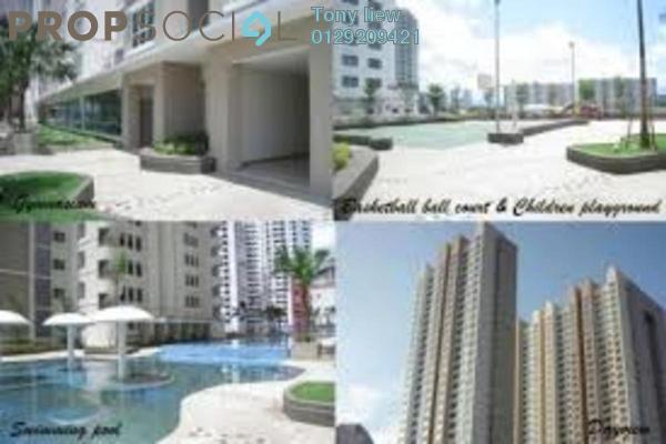 For Rent Condominium at Titiwangsa Sentral, Titiwangsa Freehold Fully Furnished 0R/0B 1.1k