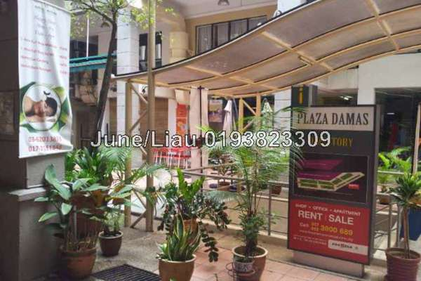 For Sale Shop at Plaza Damas, Sri Hartamas Freehold Unfurnished 0R/1B 2.69m