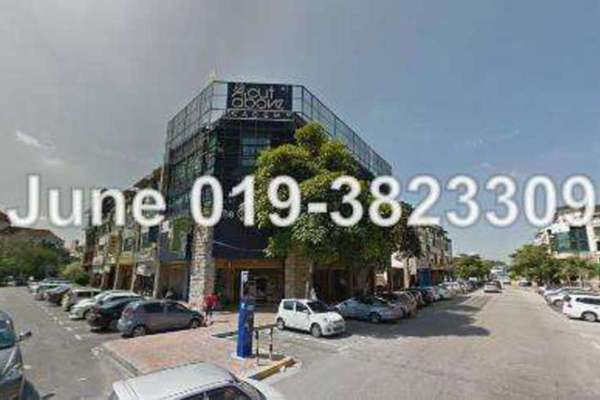 For Rent Shop at Sunway Mentari, Bandar Sunway Leasehold Unfurnished 0R/1B 5k