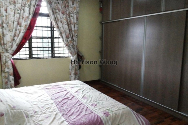 For Sale Terrace at Damai Rasa, Alam Damai Leasehold Semi Furnished 4R/4B 1.5百万