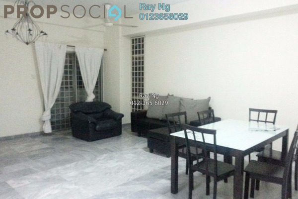 For Rent Condominium at Ridzuan Condominium, Bandar Sunway Leasehold Fully Furnished 3R/2B 1.6k