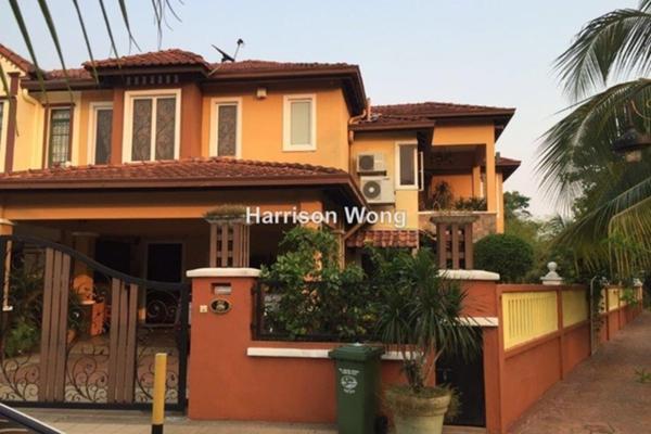For Sale Terrace at Damai Puspa, Alam Damai Leasehold Semi Furnished 6R/7B 2.5m