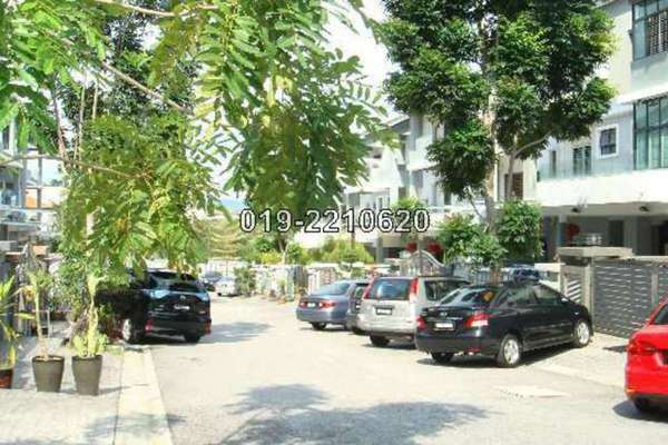 For Sale Terrace at The Peak, Cheras South Freehold Unfurnished 6R/5B 1.42m