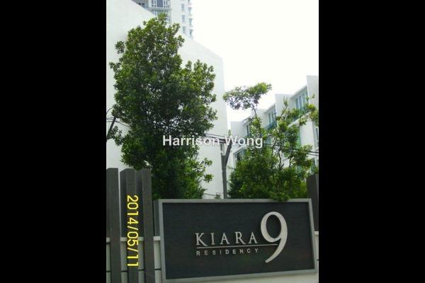 For Sale Condominium at Kiara 9, Mont Kiara Leasehold Unfurnished 3R/3B 2.04m