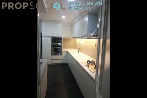 For Rent Condominium at Mont Kiara Pines, Mont Kiara Freehold Fully Furnished 3R/2B 2.9k