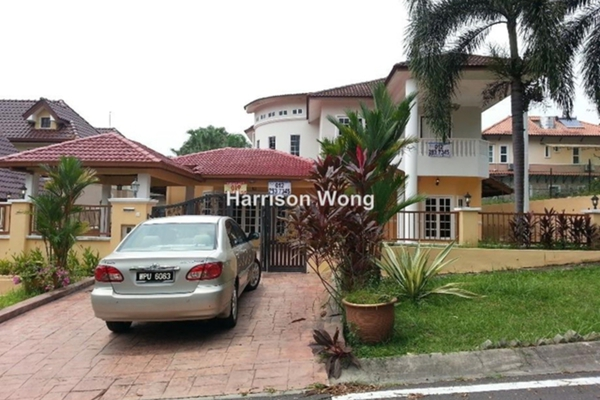 For Rent Bungalow at Saujana Impian, Kajang Freehold Unfurnished 6R/4B 4k