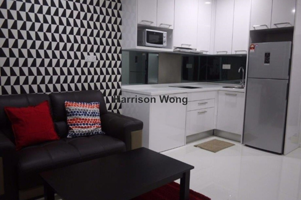 For Rent Condominium at Summer Suites, KLCC Leasehold Unfurnished 1R/1B 2.4k
