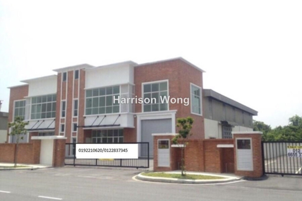 For Rent Factory at RCI Park, Rawang Leasehold Unfurnished 1R/1B 12k