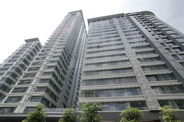For Rent Serviced Residence at One Residency, Bukit Ceylon Leasehold Fully Furnished 2R/2B 4.5k
