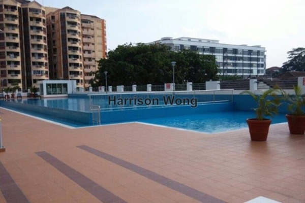 For Rent Condominium at 288 Residences, Kuchai Lama Leasehold Semi Furnished 4R/2B 1.8k