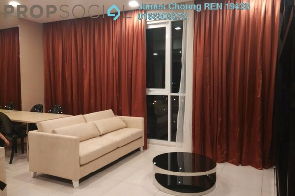 For Rent Condominium at Uptown Residences, Damansara Utama Freehold Fully Furnished 1R/1B 2.6k