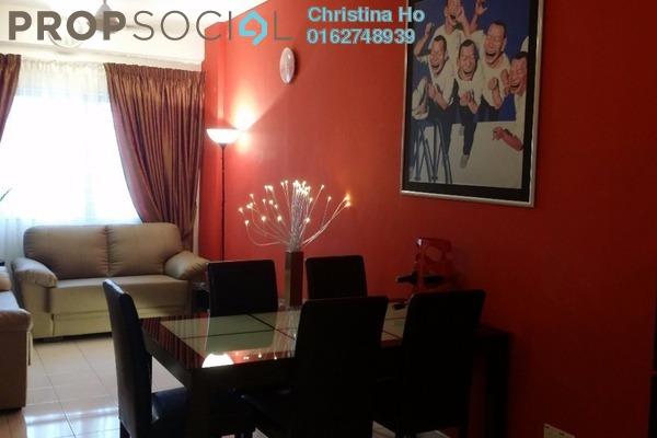 For Rent Condominium at Danau Murni, Taman Desa Leasehold Fully Furnished 3R/2B 1.6k