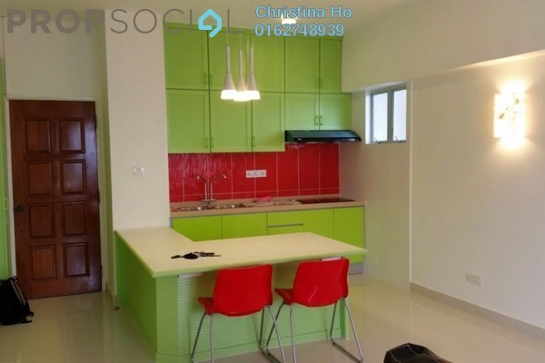 For Rent Condominium at Faber Heights, Taman Desa Freehold Fully Furnished 1R/1B 1.8k