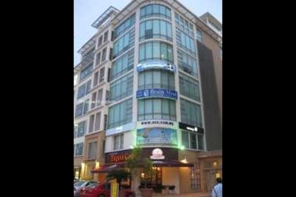 For Sale Office at 3 Two Square, Petaling Jaya Leasehold Fully Furnished 0R/2B 838k