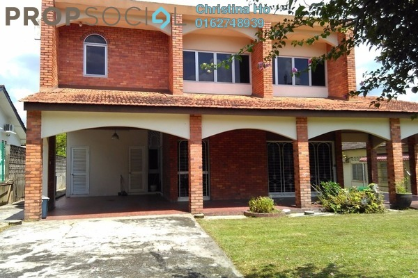 For Sale Bungalow at Section 12, Petaling Jaya Leasehold Semi Furnished 6R/5B 2.4m