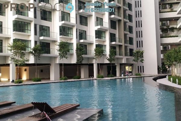 For Rent SoHo/Studio at Univ 360 Place, Seri Kembangan Leasehold Fully Furnished 1R/1B 1.5k