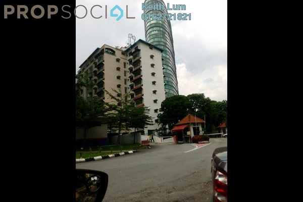 For Sale Condominium at Desa Kiara, TTDI Freehold Semi Furnished 3R/2B 640k