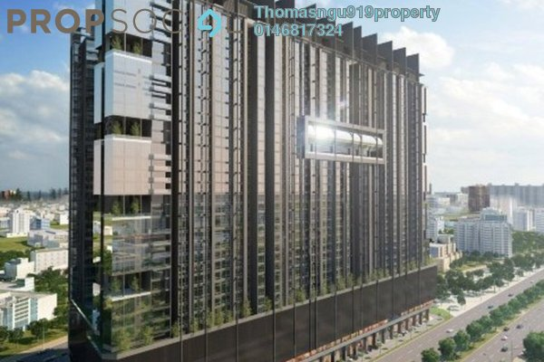 For Sale Condominium at M City, Ampang Hilir Freehold Fully Furnished 2R/2B 1.04m