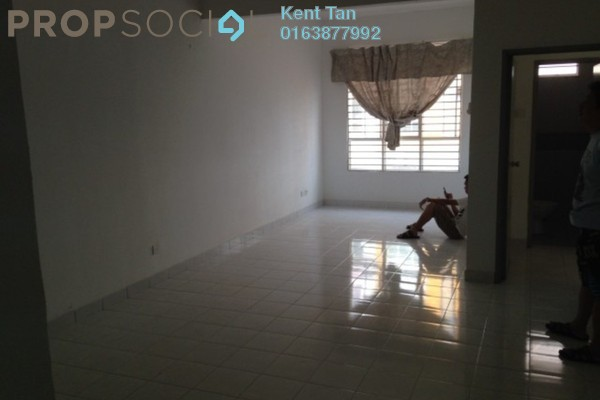 For Rent Apartment at 162 Residency, Selayang Leasehold Semi Furnished 3R/2B 1k